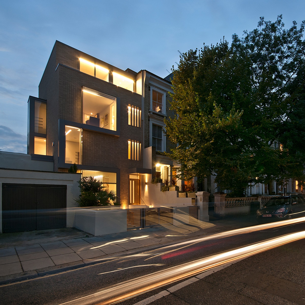 Smerin architects award winning bespoke homes for Award winning architects
