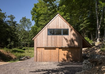 Wood House 01 - Smerin Architects